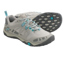 Merrell Proterra Vim Sport Hiking Shoes (For Women) in Ice/Blue - Closeouts