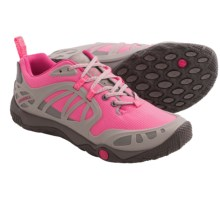 Merrell Proterra Vim Sport Hiking Shoes (For Women) in Pink - Closeouts