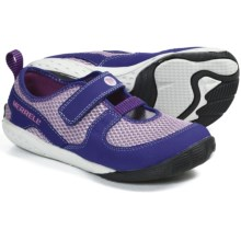 Merrell Pure Glove Shoes - Slip-Ons (For Kids and Youth) in Festival Fuchsia - Closeouts