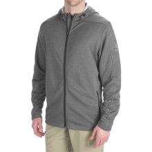 Merrell Pursue Hooded Jacket (For Men) in Basalt Heather - Closeouts