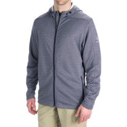 Merrell Pursue Hooded Jacket (For Men) in Ink Heather