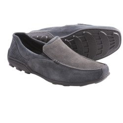 Merrell Rally Moc Shoes - Slip-Ons (For Men) in Granite