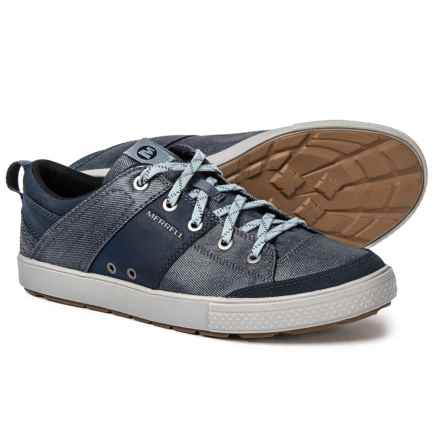 bbcabe73661 Merrell Rant Discovery Sneakers (For Men) in Denim