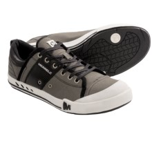 Merrell Rant Shoes - Canvas-Leather (For Men) in Black - Closeouts