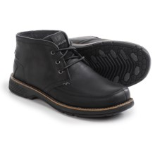 Merrell Realm Chukka Boots (For Men) in Black - Closeouts