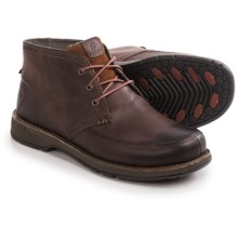 Merrell Realm Chukka Boots (For Men) in Cinnamon - Closeouts