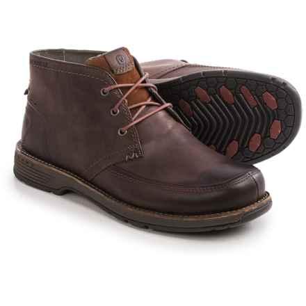 Merrell Realm Chukka Boots (For Men) in Cinnamon - Closeouts