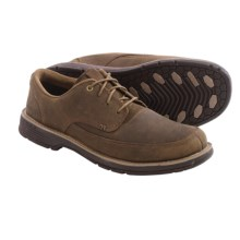Merrell Realm Haza Lace Shoes - Nubuck (For Men) in Otter - Closeouts