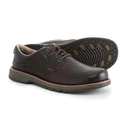 a096fb046e38f9 Merrell Realm Lace Oxford Shoes - Leather (For Men) in Espresso - Closeouts