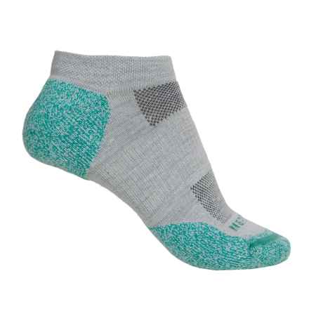 Merrell Ridgepass Hiking Socks - Below the Ankle (For Women) in Coka/Light Silver Heather - Closeouts