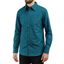 Merrell Sarawan Shirt - Roll-Up Long Sleeve (For Men) in Legion Blue - Closeouts