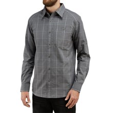 Merrell Sarawan Shirt - Roll-Up Long Sleeve (For Men) in Sidewalk - Closeouts