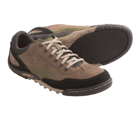 Merrell Sector Pike Shoes (For Men) in Dark Olive