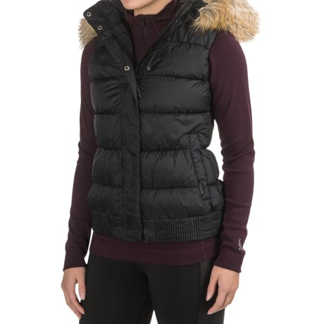 Merrell Silversun Featherless Puffer Vest - Insulated