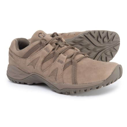 2d093aed3d3 Merrell Siren Guided Leather Q2 Shoes (For Women) in Boulder - Closeouts