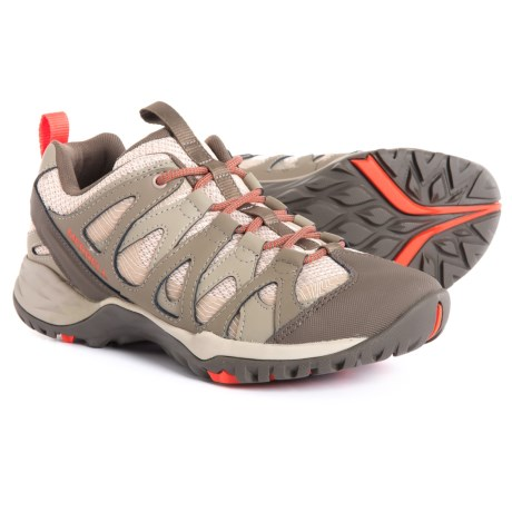 84004c7b260a Merrell Siren Hex Q2 Hiking Shoes (For Women) in Oyster Grey
