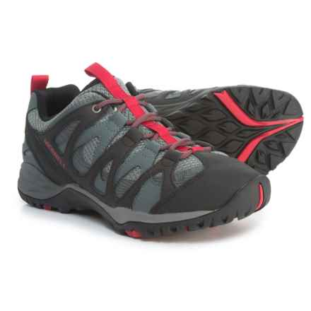 Merrell Siren Hex Q2 Hiking Shoes (For Women) in Turbulence - Closeouts