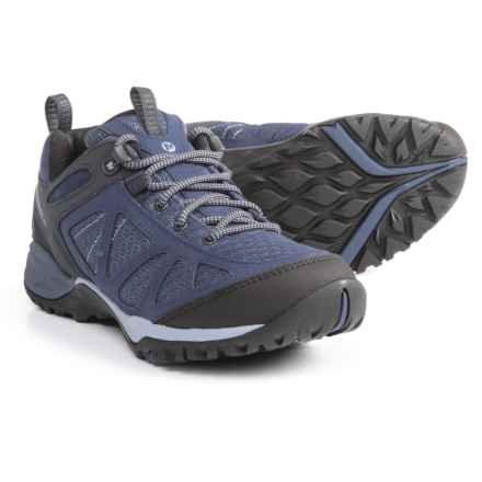 New. Merrell Siren Sport Q2 Hiking Shoes (For Women) in Crown Blue -  Closeouts