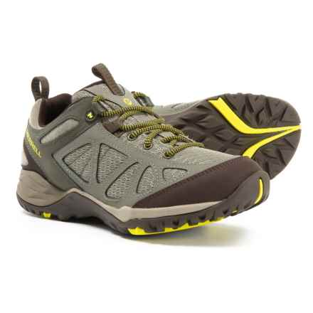 Merrell Siren Sport Q2 Hiking Shoes (For Women) in Dusty Olive - Closeouts