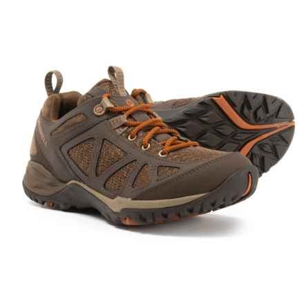 Merrell Siren Sport Q2 Hiking Shoes (For Women) in Slate Black - Closeouts
