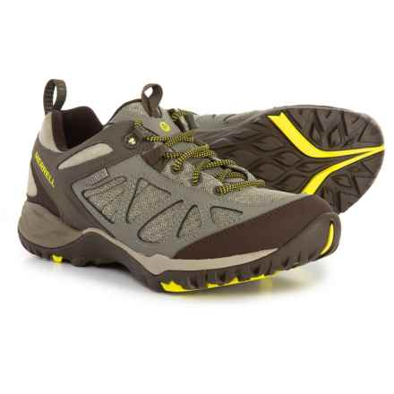 Merrell Siren Sport Q2 Hiking Shoes - Waterproof (For Women) in Dusty Olive - Closeouts