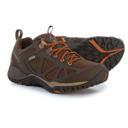 Merrell Siren Sport Q2 Hiking Shoes - Waterproof (For Women) in Slate Black - Closeouts