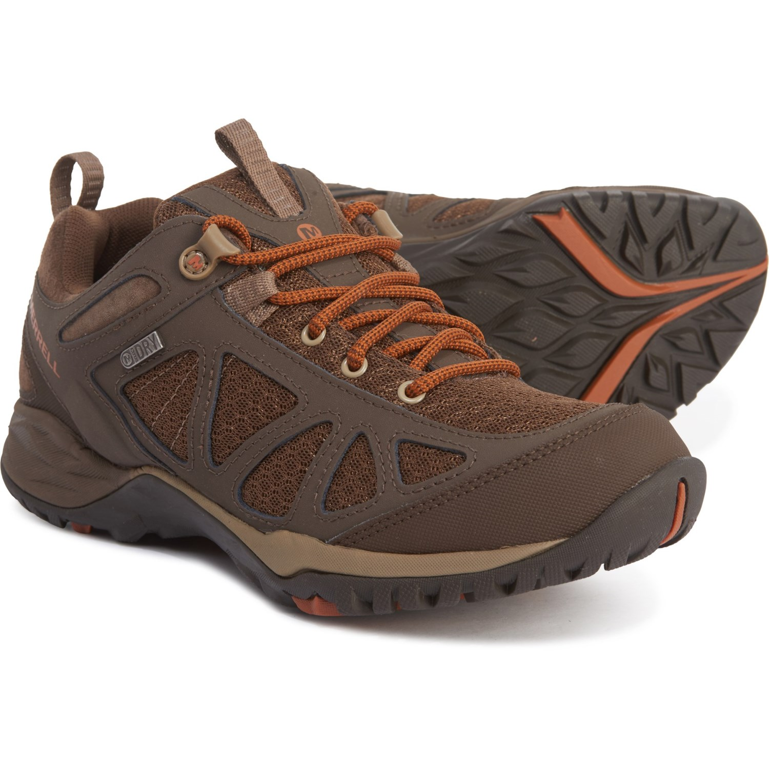 7b299cfc66d Merrell Siren Sport Q2 Hiking Shoes (For Women) - Save 37%