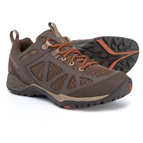 bec79278f5 Merrell Siren Sport Q2 Hiking Shoes - Waterproof, Leather (For Women) in  Slate