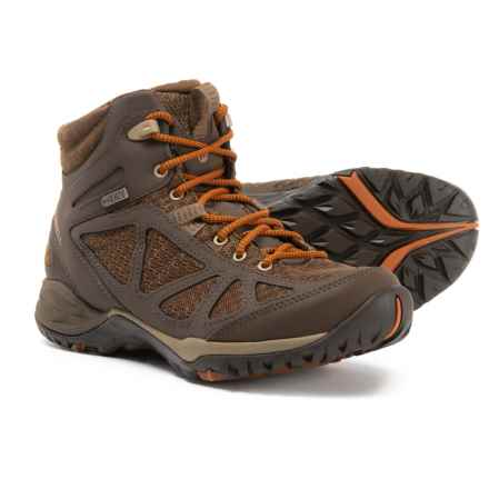 Merrell Siren Sport Q2 Mid Hiking Boots - Waterproof (For Women) in Slate Black - Closeouts
