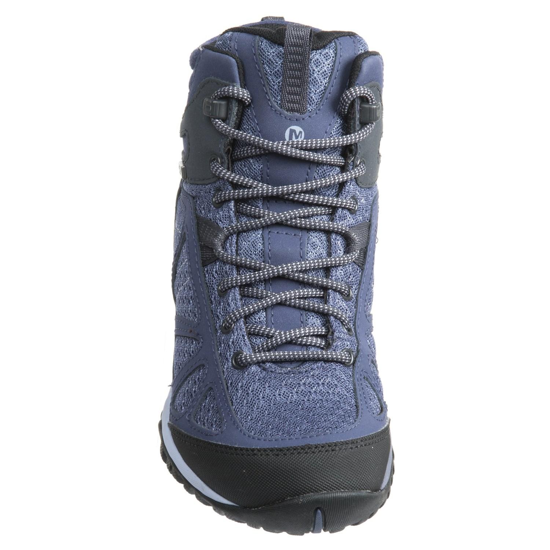 365999c992 Merrell Siren Sport Q2 Mid Hiking Boots - Waterproof (For Women)