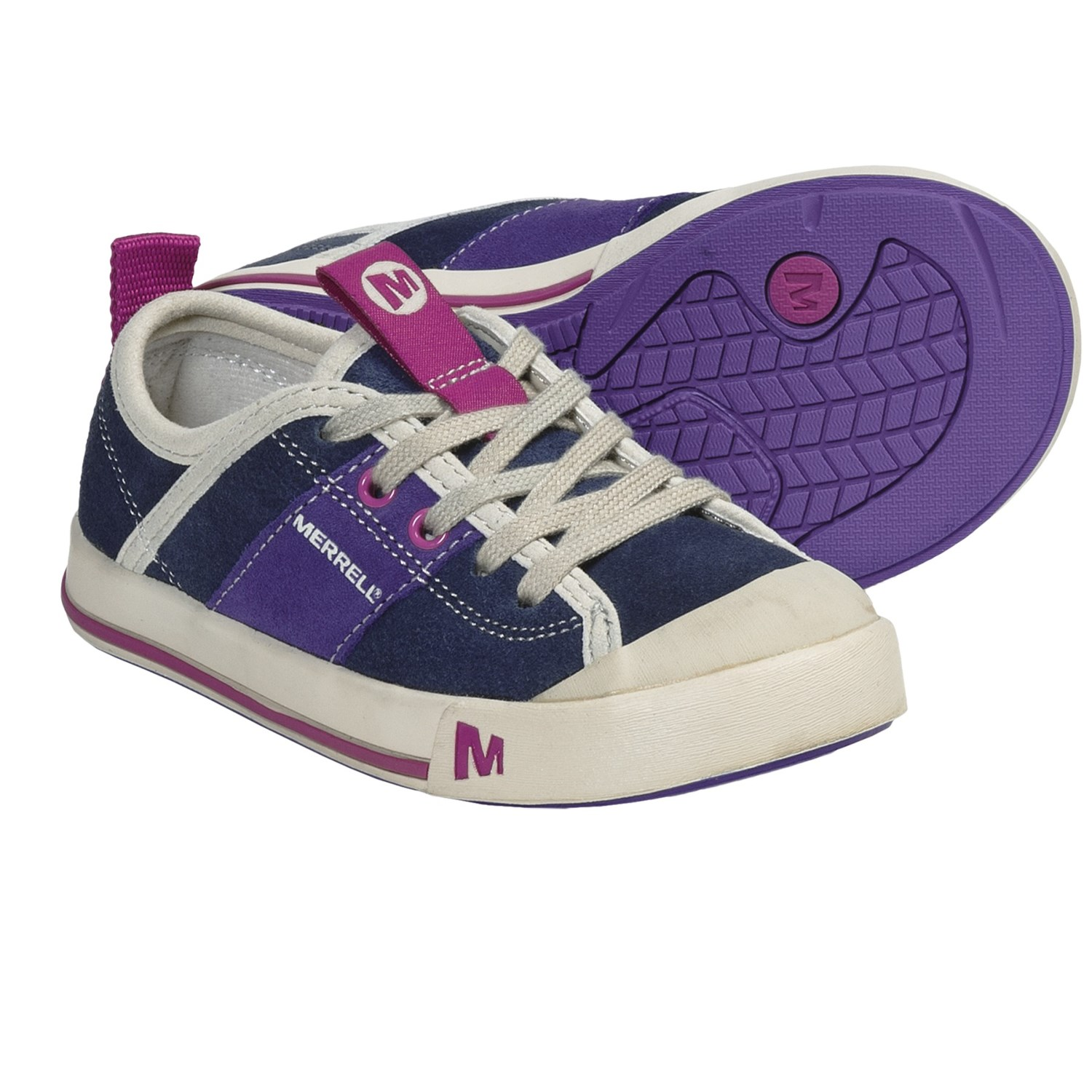 Merrell Skyjumper Chill Shoes (For Kids and Youth) in Dark Denim