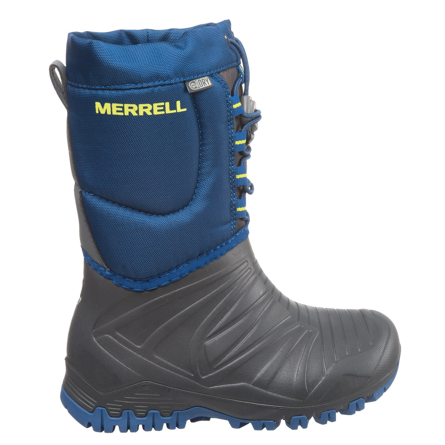 Merrell Snow Quest Pac Boots (For Boys) - Save 68% 324094745644