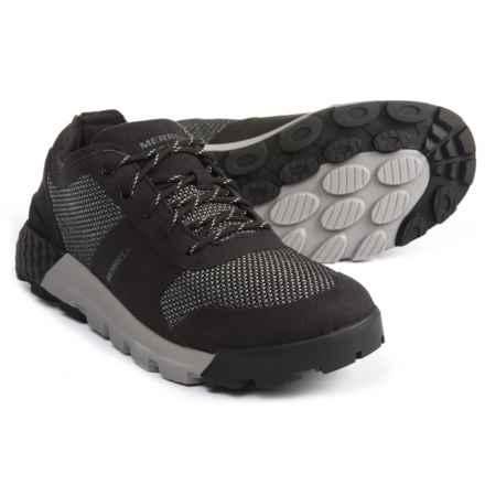 Merrell Solo AC+ Sneakers (For Men) in Black/Black - Closeouts