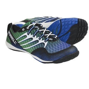 Merrell Sonic Glove Barefoot Trail Running Shoes (For Men) in Apollo Gradient