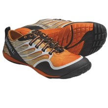 Merrell Sonic Glove Barefoot Trail Running Shoes (For Men) in Ash - Closeouts