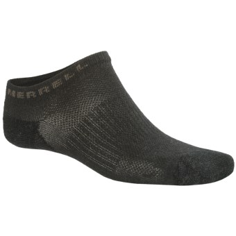 Merrell Sonic Socks - Lightweight, Ankle (For Men) in Black