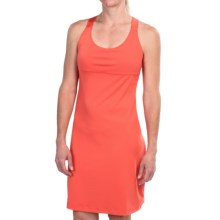Merrell Soto Dress - UPF 30+, Built-In Bra, Sleeveless (For Women) in Nectarine - Closeouts