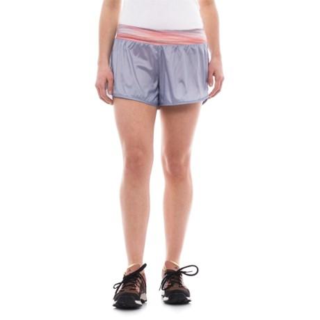 Merrell Sportswear Merrell Asher Shorts (For Women) in Aleutian Solid