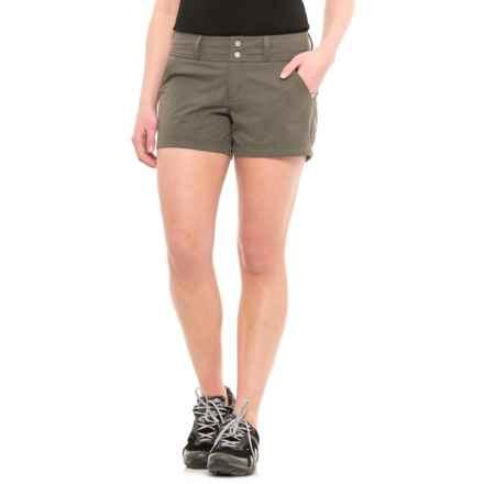 Merrell Sportswear Merrell Perdida Hiking Shorts - UPF 50+ (For Women) in Boulder - Closeouts