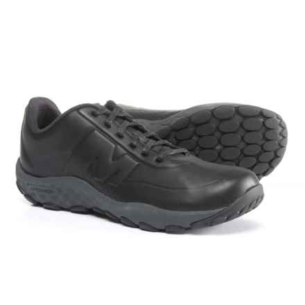 Merrell Sprint Lace AC+ Shoes - Leather (For Men) in Black - Closeouts