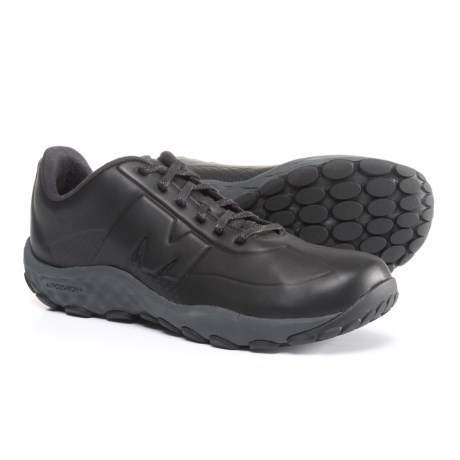 Merrell Sprint Lace AC+ Shoes - Leather (For Men) in Black
