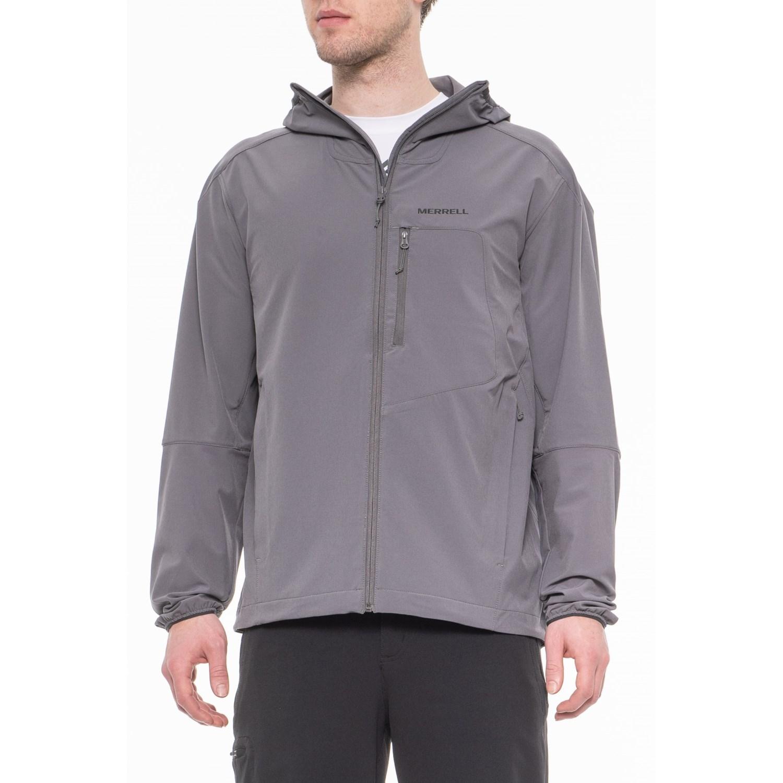 63e931ac26 Merrell Stapleton Soft Shell Jacket (For Men) - Save 57%