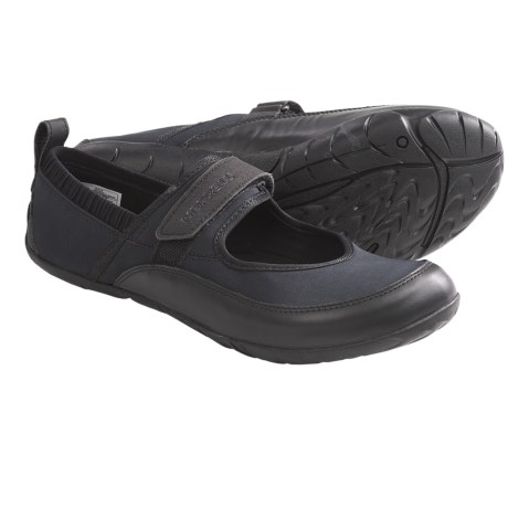 Merrell Stretch Glove Mary Jane Shoes - Barefoot (For Women) in Peacock Blue