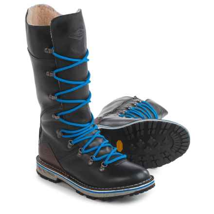 Merrell Sugarbush Tall Boots - Waterproof, Insulated (For Women) in Black - Closeouts