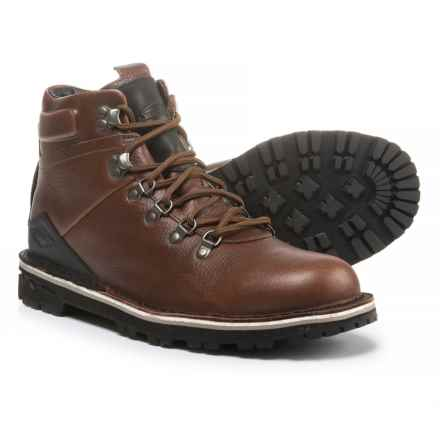 Merrell Sugarbush Valley Boots - Waterproof (For Men) in Dark Earth - Closeouts