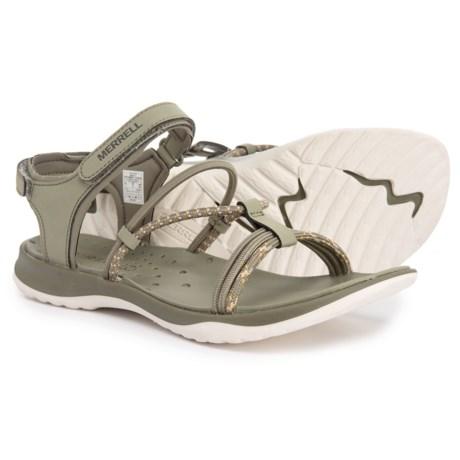 e1d14ab1d286 Merrell Sunstone Strap Sandals (For Women) in Vertiver