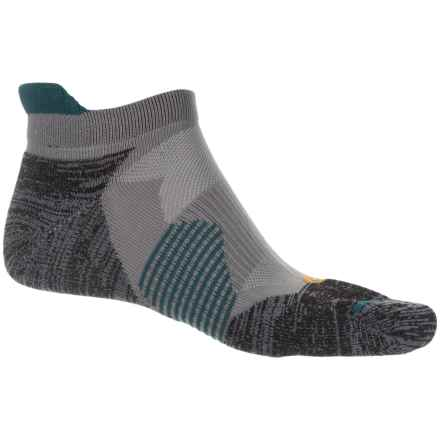 Merrell Tab Running Socks - Below the Ankle (For Men) in Monument - Closeouts