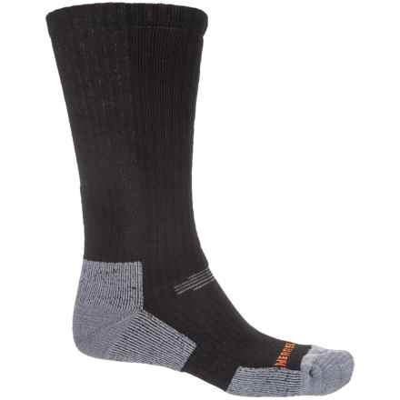 Merrell Tactical Socks - Crew (For Men) in Black - Closeouts