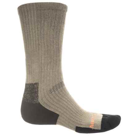Merrell Tactical Socks - Crew (For Men) in Brindle - Closeouts