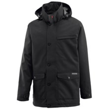 Merrell Taganay Jacket - Waterproof, Insulated (For Men) in Black - Closeouts